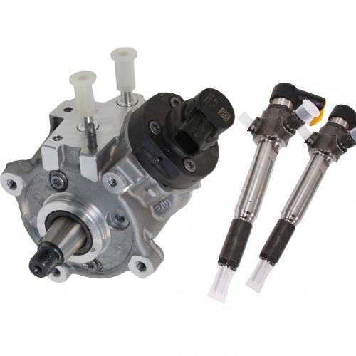 Injectors and Pumps