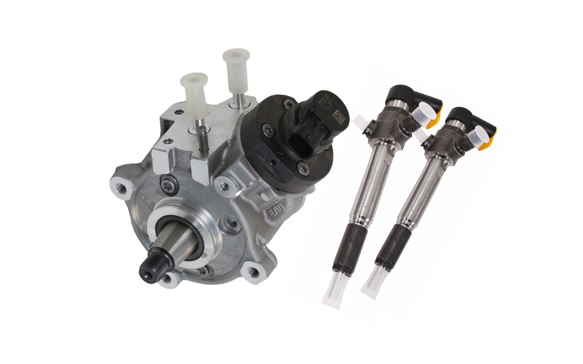 Injectors and Pumps